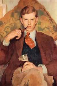 Evelyn-waughportrait