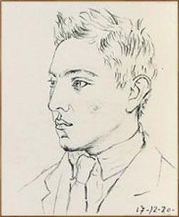 Raymond_Radiguet_on_17-12-1929_Picasso
