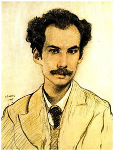 bakst_portrait_of_the_poet_and_writer_andrey_bely