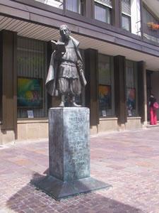 Friedrich-von-Spee-Denkmal