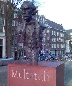 Multatuli_statue